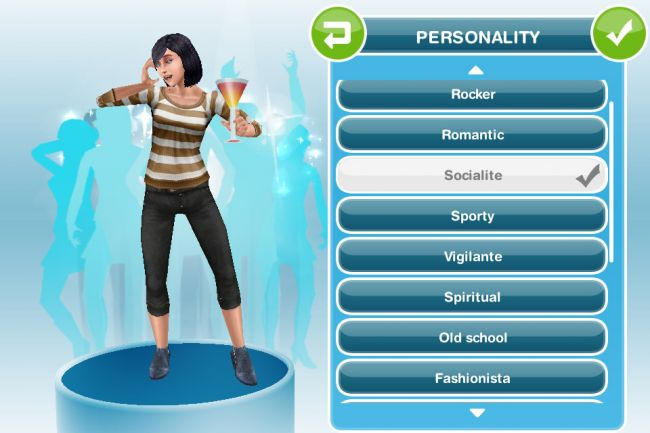 The Sims FreePlay - Screenshots - Bild 9