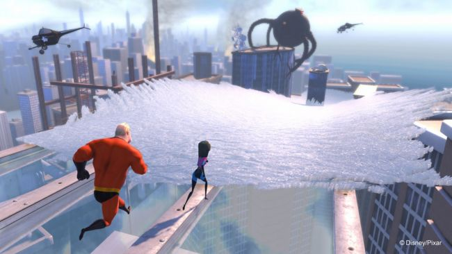 Kinect Rush: A Disney Pixar Adventure - Screenshots - Bild 2