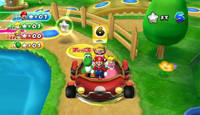 Mario Party 9 - Screenshots - Bild 1