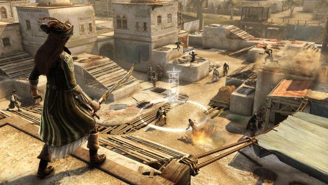 Assassin's Creed: Revelations DLC: Der mediterrane Reisende - Screenshots - Bild 9