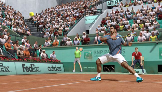 Grand Slam Tennis 2 - Screenshots - Bild 26