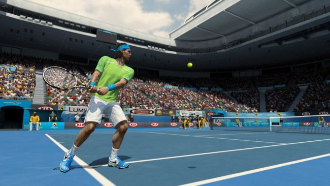 Grand Slam Tennis 2 - Screenshots - Bild 23