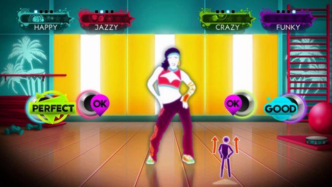 Just Dance 3 DLC: Just Sweat - Screenshots - Bild 7