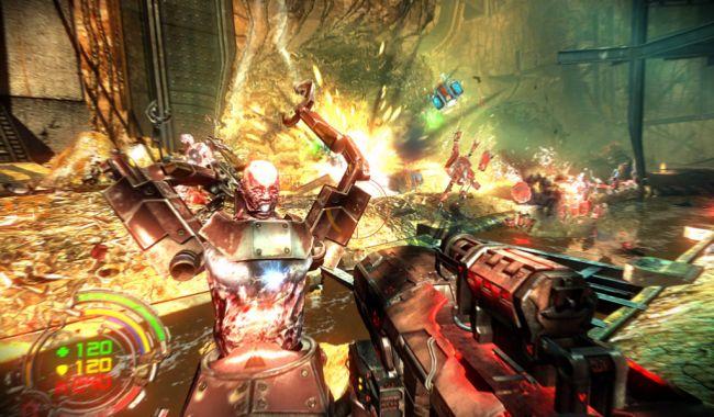 Hard Reset - Extended Edition - Screenshots - Bild 6