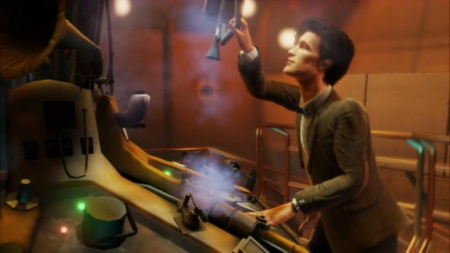 Doctor Who: The Eternity Clock - Screenshots - Bild 2