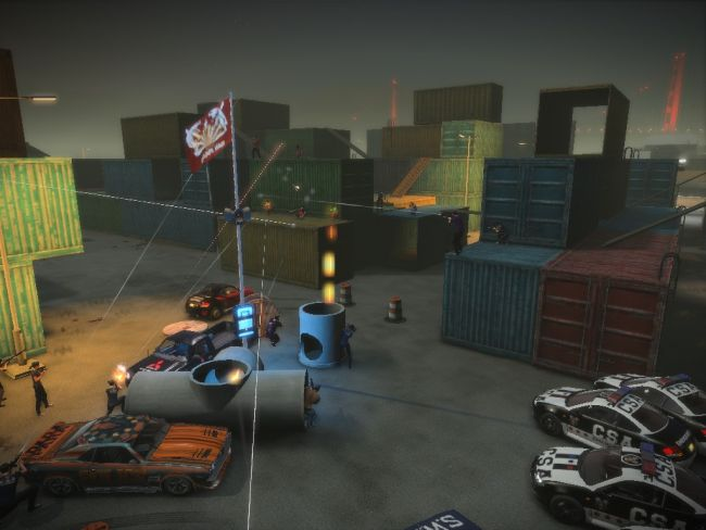 APB Reloaded - Screenshots - Bild 2
