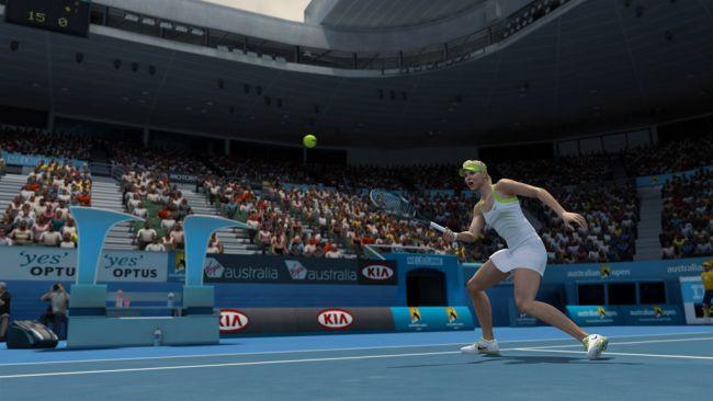 Grand Slam Tennis 2 - Screenshots - Bild 22