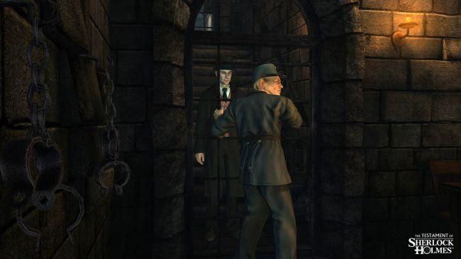 Das Testament des Sherlock Holmes - Screenshots - Bild 6