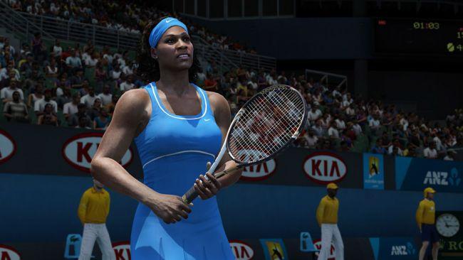 Grand Slam Tennis 2 - Screenshots - Bild 19