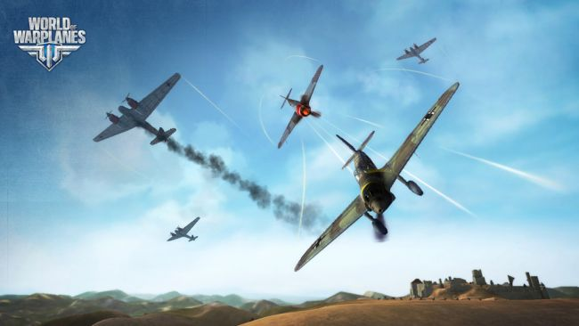 World of Warplanes - Screenshots - Bild 9