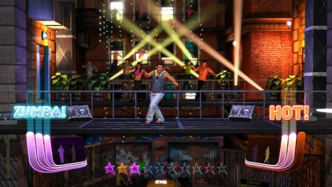 Zumba Fitness Rush - Screenshots - Bild 8