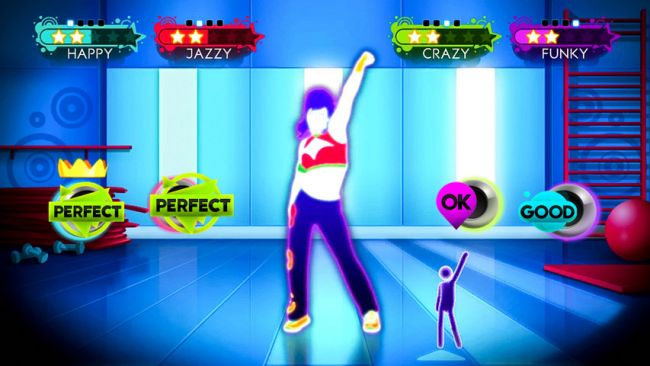 Just Dance 3 DLC: Just Sweat - Screenshots - Bild 8