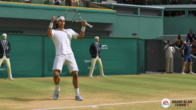 Grand Slam Tennis 2 - Screenshots - Bild 5