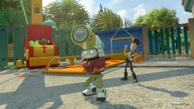 Kinect Rush: A Disney Pixar Adventure - Screenshots - Bild 5