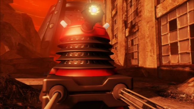 Doctor Who: The Eternity Clock - Screenshots - Bild 1