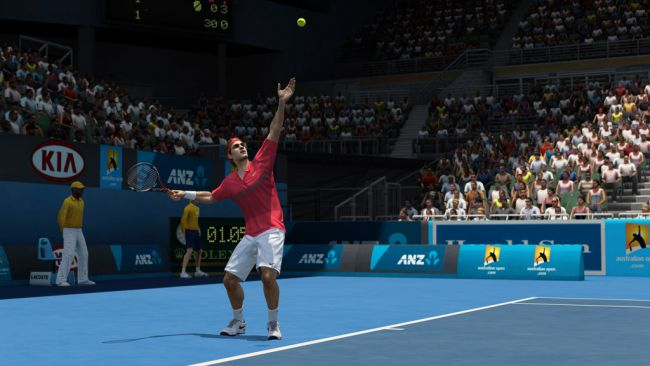 Grand Slam Tennis 2 - Screenshots - Bild 12