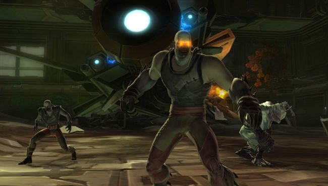 Star Wars: The Old Republic - Update 1.1: Rise of the Rakghouls - Screenshots - (PC)