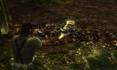 Metal Gear Solid: Snake Eater 3D - Screenshots - Bild 8