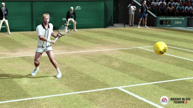 Grand Slam Tennis 2 - Screenshots - Bild 1