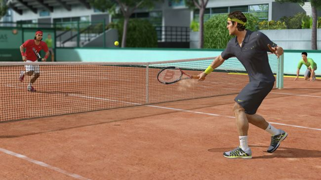 Grand Slam Tennis 2 - Screenshots - Bild 28