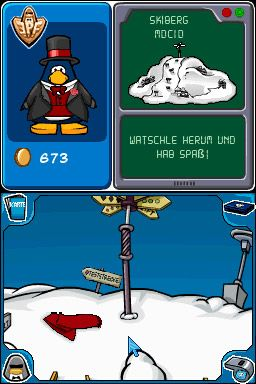 Club Penguin: Elite Penguin Force - Screenshots - Bild 3