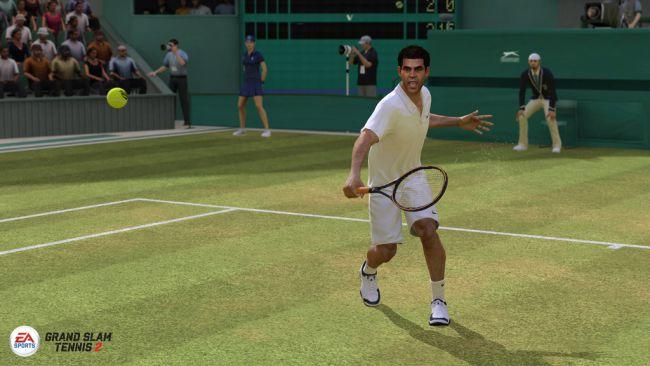 Grand Slam Tennis 2 - Screenshots - Bild 7