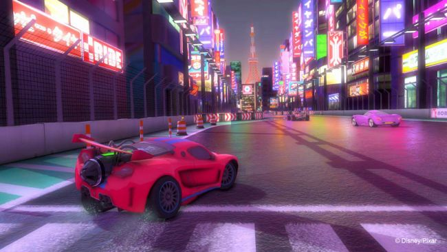 Kinect Rush: A Disney Pixar Adventure - Screenshots - Bild 1