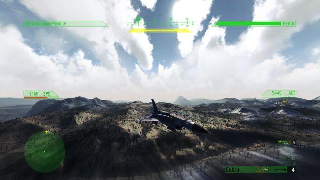 Jane's Advanced Strike Fighters - Screenshots - Bild 1