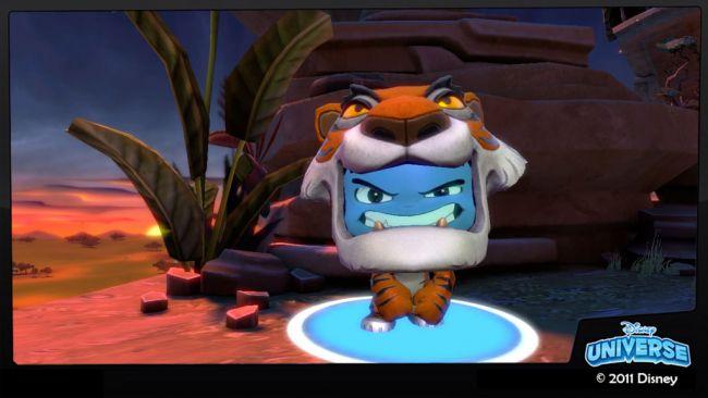 Disney Universe DLC: Dschungelbuch Kostüm-Paket - Screenshots - Bild 5