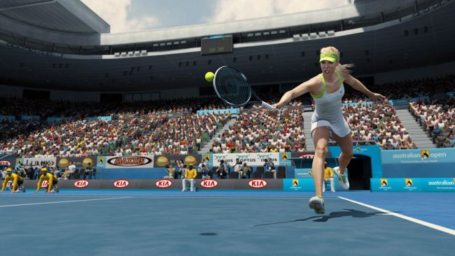 Grand Slam Tennis 2 - Screenshots - Bild 20