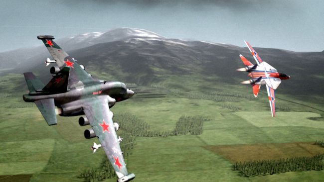 Top Gun: Hard Lock - Screenshots - Bild 10