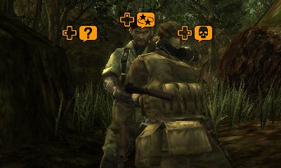 Metal Gear Solid: Snake Eater 3D - Screenshots - Bild 6