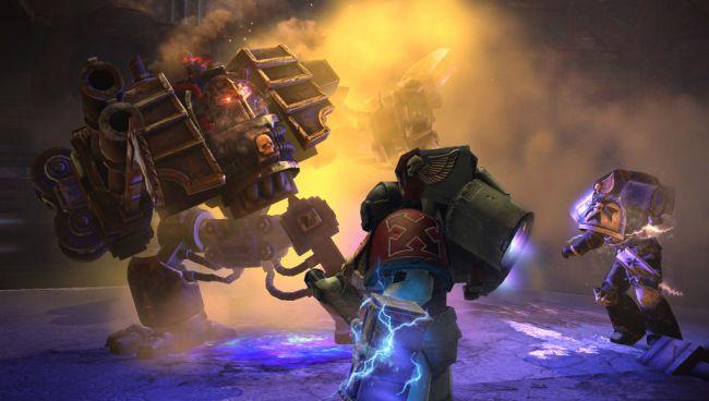 Warhammer 40.000: Space Marine DLC: Cybot-Angriff - Screenshots - Bild 3