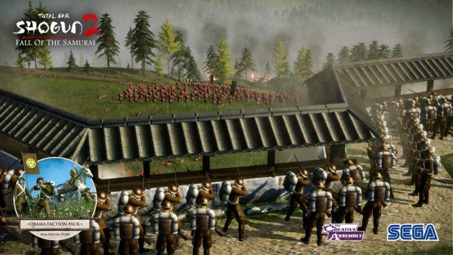 Total War: Shogun 2 - Fall of the Samurai - Screenshots - Bild 2