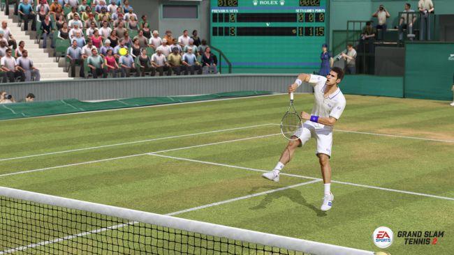 Grand Slam Tennis 2 - Screenshots - Bild 3