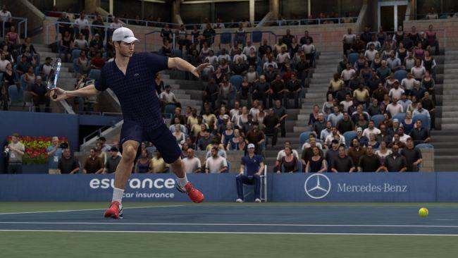 Grand Slam Tennis 2 - Screenshots - Bild 33