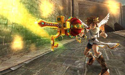 Kid Icarus: Uprising - Screenshots - Bild 28