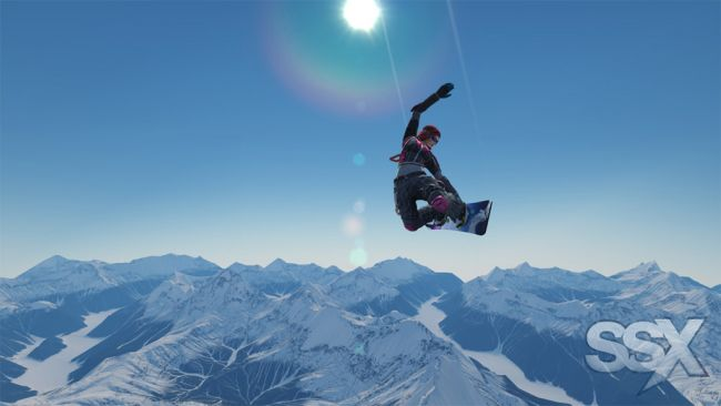 SSX - Screenshots - Bild 6