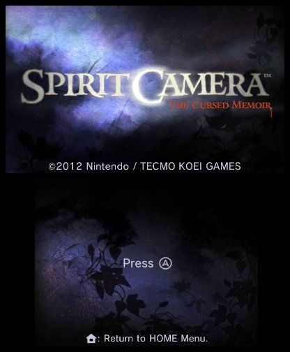 Spirit Camera: The Cursed Memoir - Screenshots - Bild 1
