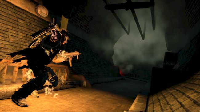 NeverDead - Screenshots - Bild 27