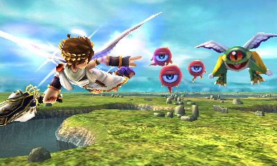 Kid Icarus: Uprising - Screenshots - Bild 5