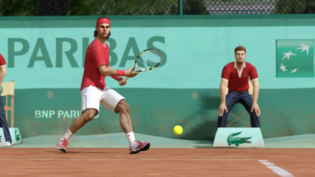 Grand Slam Tennis 2 - Screenshots - Bild 27