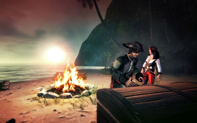 Risen 2: Dark Waters DLC: Schatzinsel - Screenshots - Bild 2