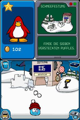 Club Penguin: Elite Penguin Force - Screenshots - Bild 1