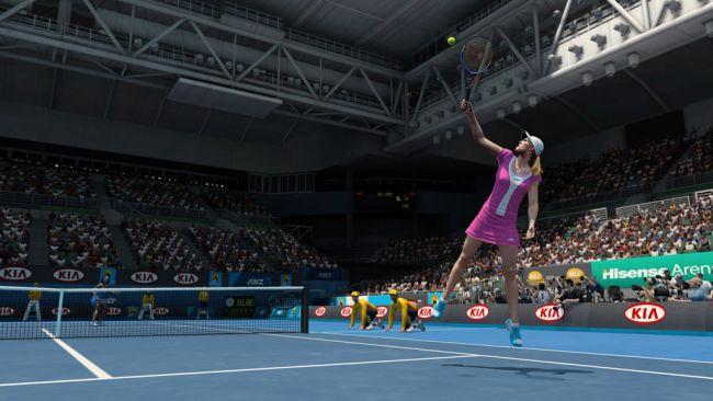 Grand Slam Tennis 2 - Screenshots - Bild 13