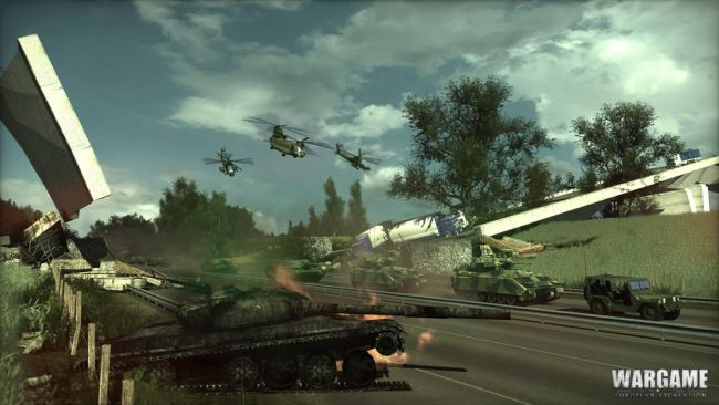 Wargame: European Escalation - Screenshots - Bild 1