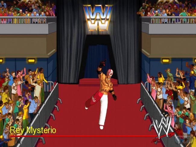 WWE WrestleFest - Screenshots - Bild 4