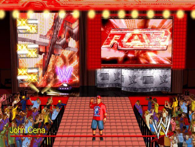 WWE WrestleFest - Screenshots - Bild 1