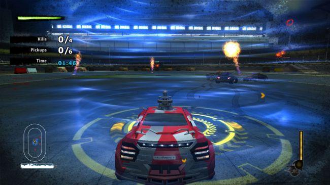 Smash 'N' Survive - Screenshots - Bild 1