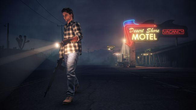 Alan Wake: American Nightmare - Screenshots - (X360)